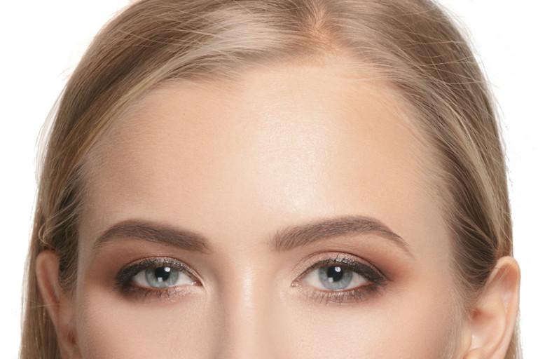 Panneløft – Øyebrynsløft